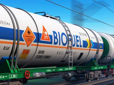 biofuel train