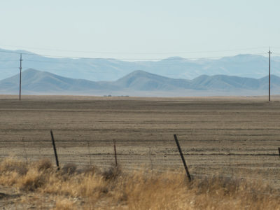 Central valley drought DWR