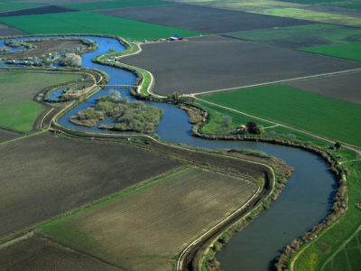 Delta farms DWR