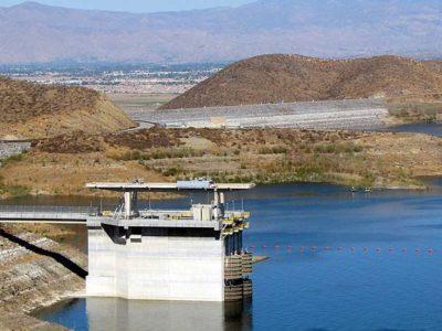 Diamond Valley Lake Saddle Dam