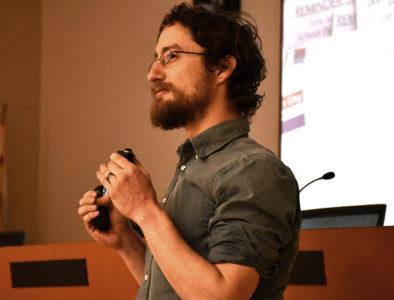 Eric Denemark, DPR