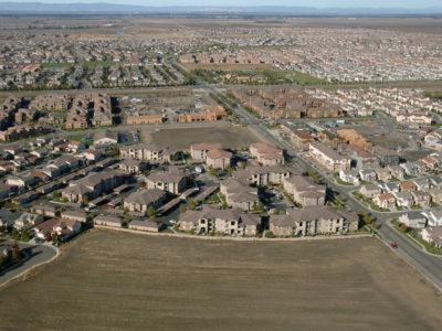 Natomas suburbs