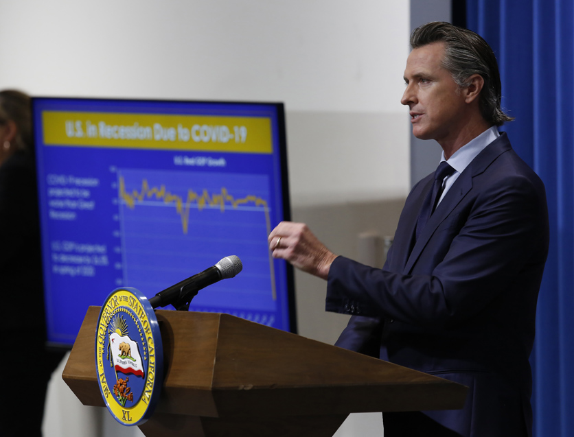 Newsom May Revise