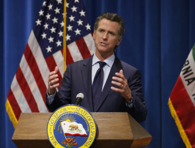 Newsom presents May Revise