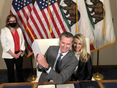Newsom and Jennifer