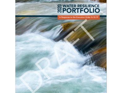Water Resilience Portfolio