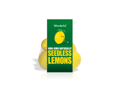 Wonderful Citrus seedless lemons