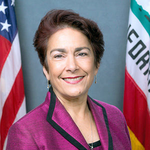 Senator Anna Caballero