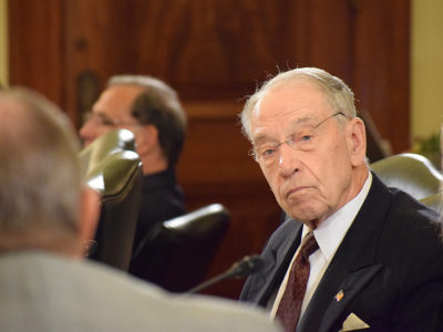 Chuck Grassley_Senate Ag Committee July 2019