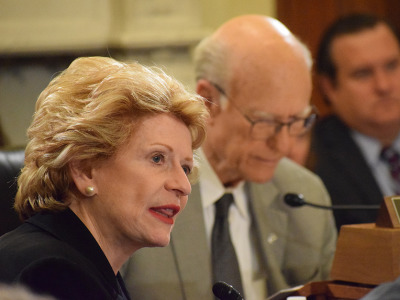 Stabenow senate ag july 2019