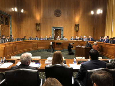 Senate Finance USMCA markup
