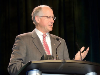 House Ag Committee Chair Mike Conaway at Commodity Classic