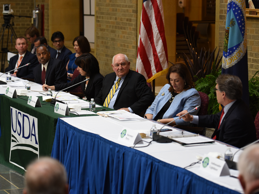 USDA Agriculture and Rural Prosperity Task Force