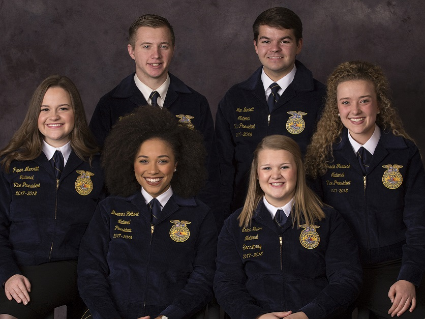 ffa officers 2018