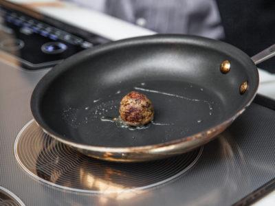Memphis Meats meatball