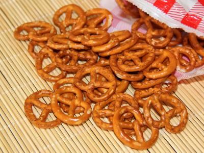 Pretzels-snack