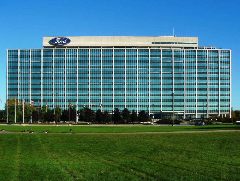 Ford HQ