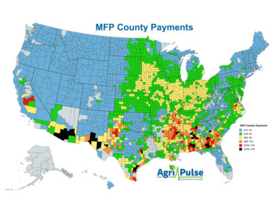 2019 MFP County Payment Rates