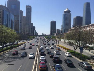 Chinese traffic
