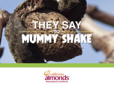 Mummy shake