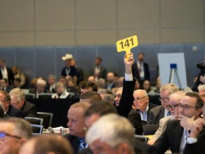 AFBF delegates