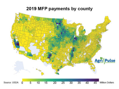 2019 MFP payments