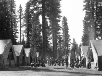 CCC camp