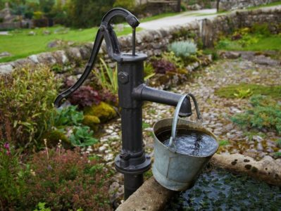 drinking water well (PFAS)