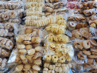 Brazil cookies