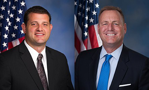 David Valadao and Jeff Denham