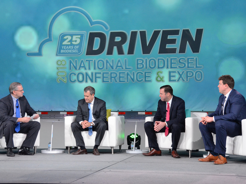 National Biodiesel Conference panel