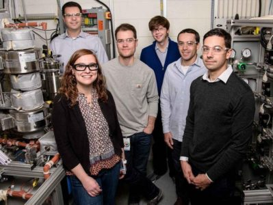 NREL researchers
