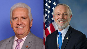 Reps. Jim Costa and Dan Newhouse