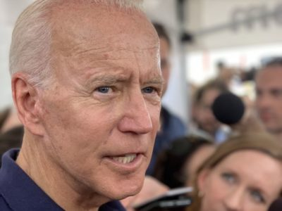 Biden at Iowa state fair 2019