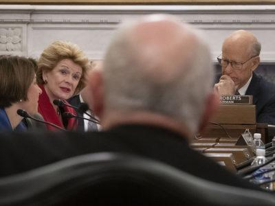 Debbie Stabenow Questions Purdue