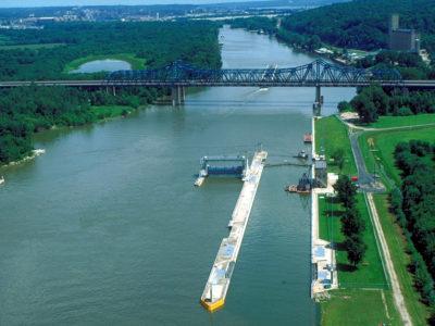 Peoria Lock and Dam