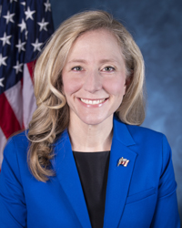 Spanberger open mic