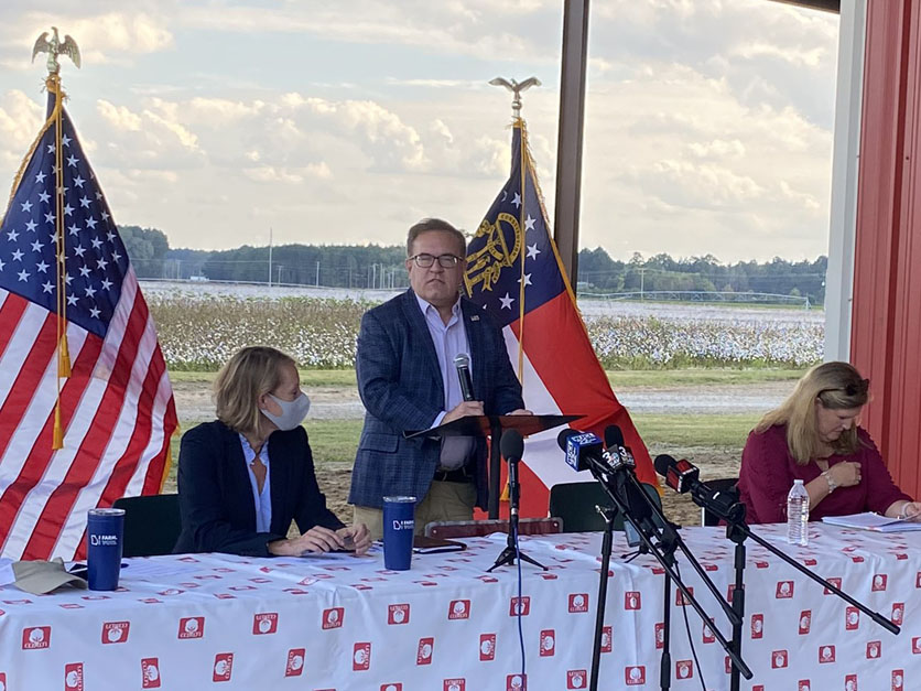 Andrew Wheeler makes dicamba annoucement