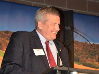 Iowa Ag Secretary Bill Northey