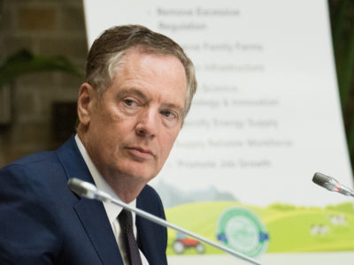Robert Lighthizer, USTR