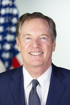 Lighthizer head shot