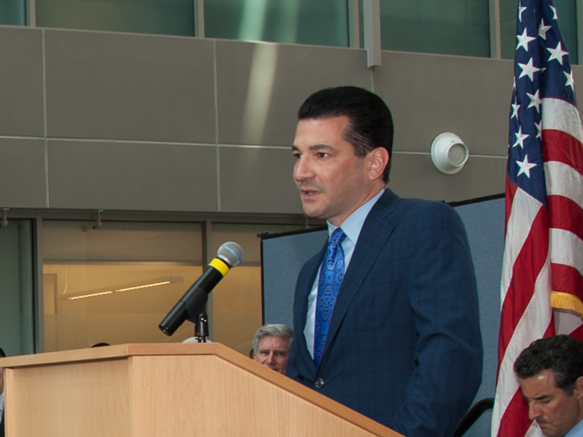 Scott Gottlieb, FDA