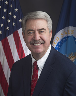 Ted McKinney Official USDA Headshot