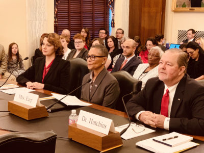 USDA nominees Brashears, Earp and Hutchins at Senate Ag confirmation hearing