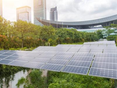 Solar plant City