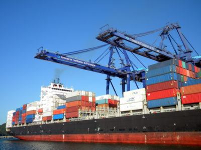 Brazillian port