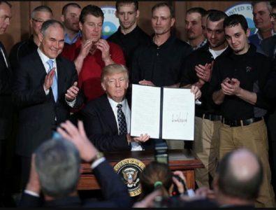 Trump exec order