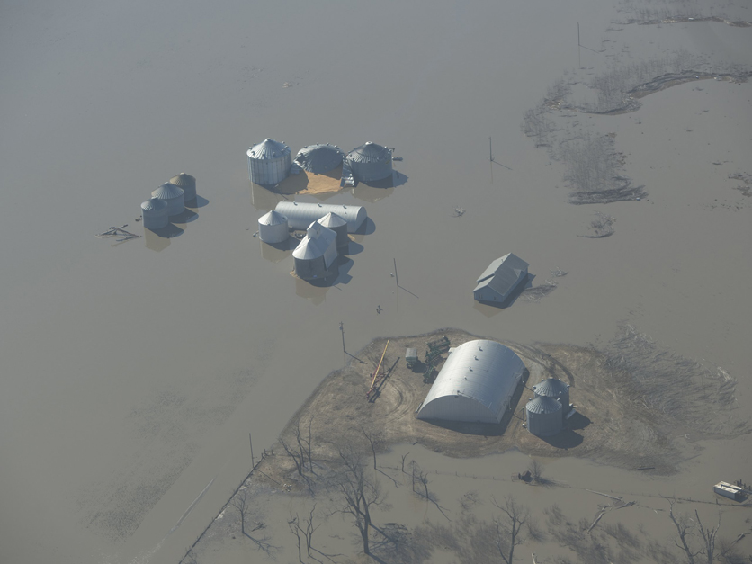 Iowa flooding