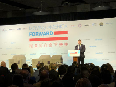 Moving America Forward event