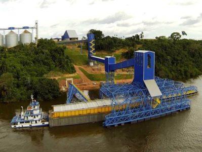 Bunge facility - Brazil